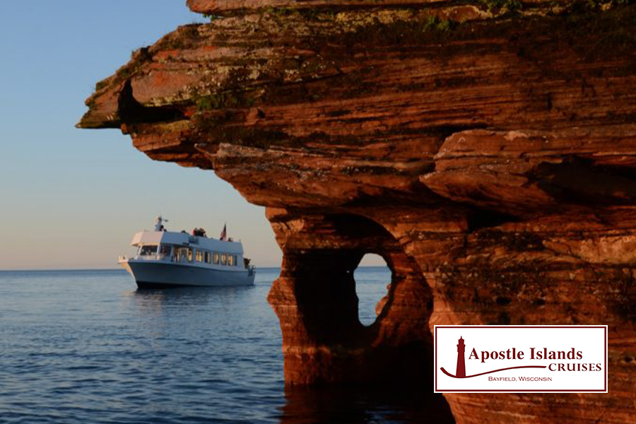 Apostle Island Cruises and Kayak Tours