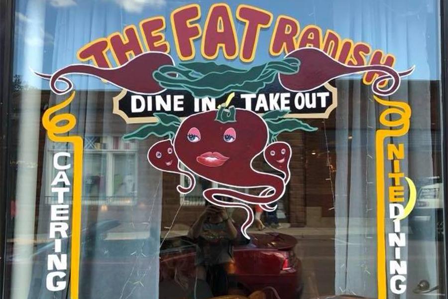 The Fat Radish Restaurant