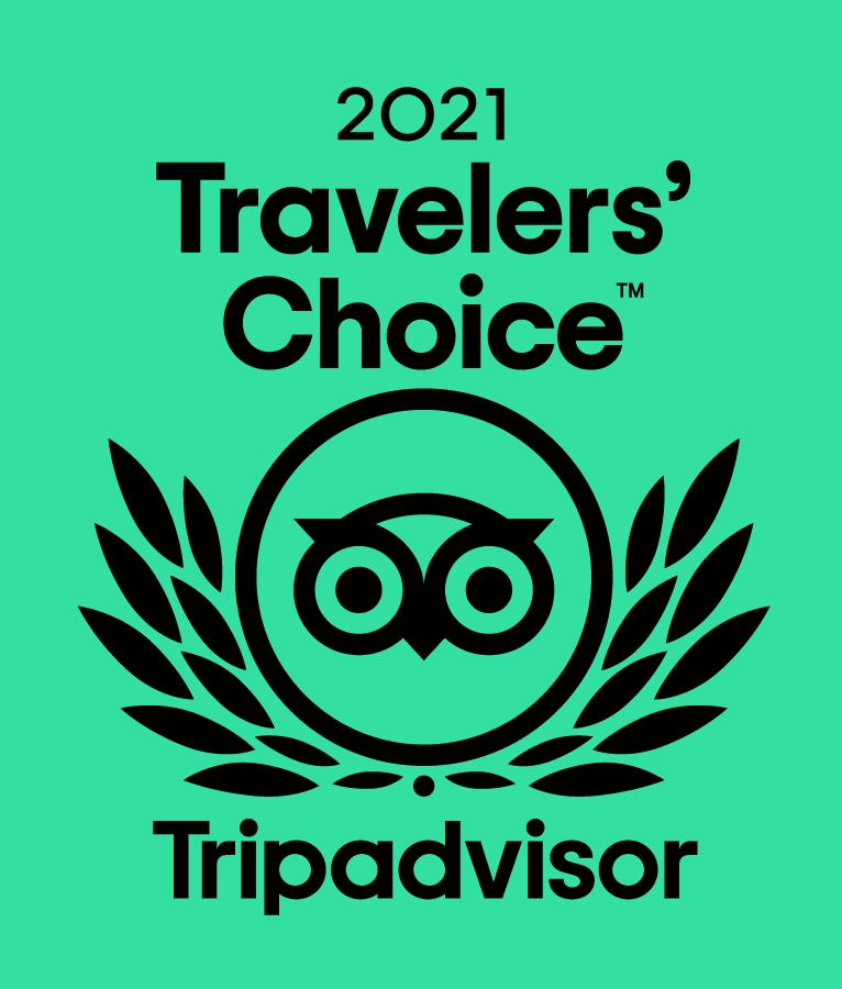 2021 Traveler's Choice